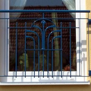 13. Französischer Balkon