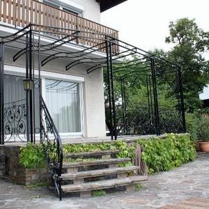 18. Terrassenüberdachung