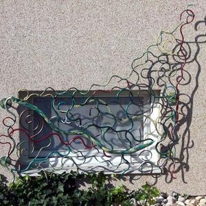 9. Art-Design-Fenstergitter