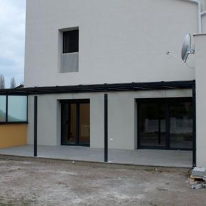 15. Terrassenüberdachung