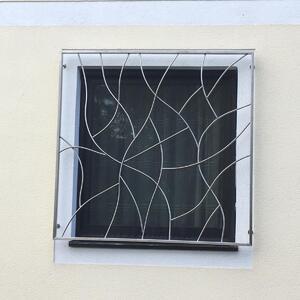 25. Art-Design-Fenstergitter