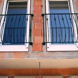 19. Französischer Balkon