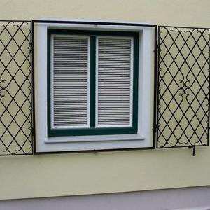 3. Schmiedeeisenfenstergitter