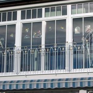 14. Französischer Balkon