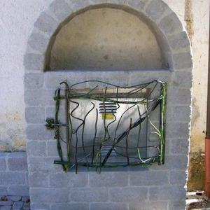 16. Art-Design-Fenstergitter
