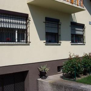 4. Schmiedeeisenfenstergitter
